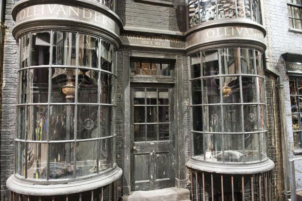 Ollivanders Harry Potter Wiki