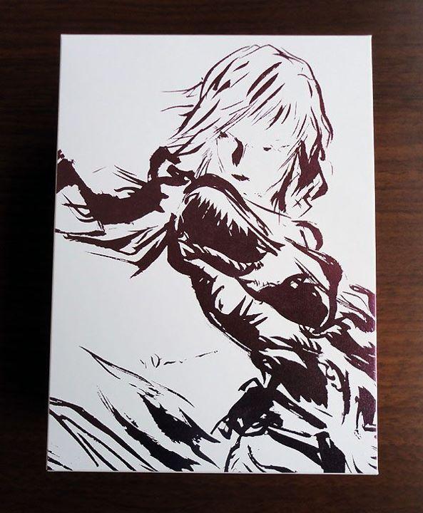 Final Fantasy Xiii 2 Original Soundtrack The Final