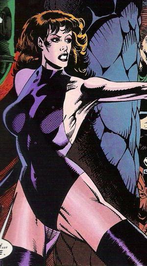 Tanya (Earth-43) - Batman Wiki