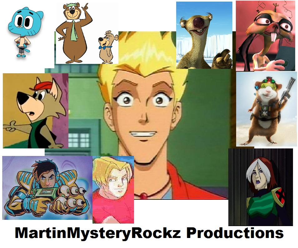 Martinmysteryrockz S Channel At Scratchpad The Place For