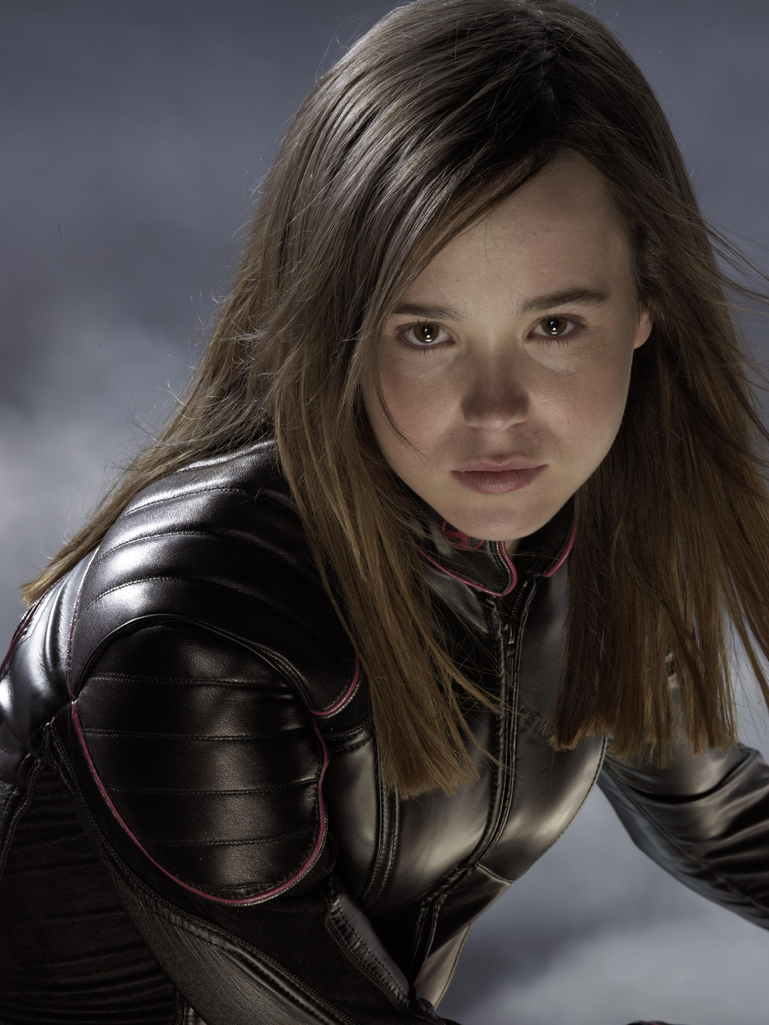 pryde alias es kitty gender female team x men movie x men x2 x menX Men Shadowcat Movie