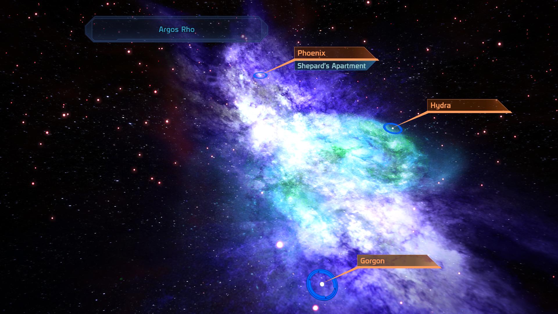 Clusters - Mass Effect Wiki - Mass Effect, Mass Effect 2 ...