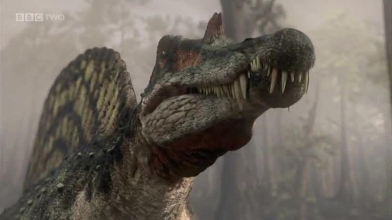 Spinosaurus Maroccanus Avatar