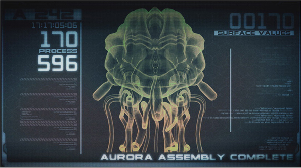 The United(Or, Universal) Federation of Chaakas. Aurora