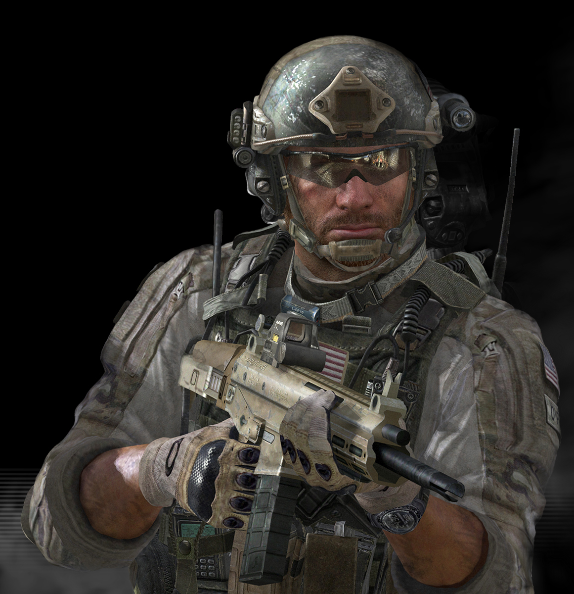Sandman Character The Call Of Duty Wiki Black Ops Ii