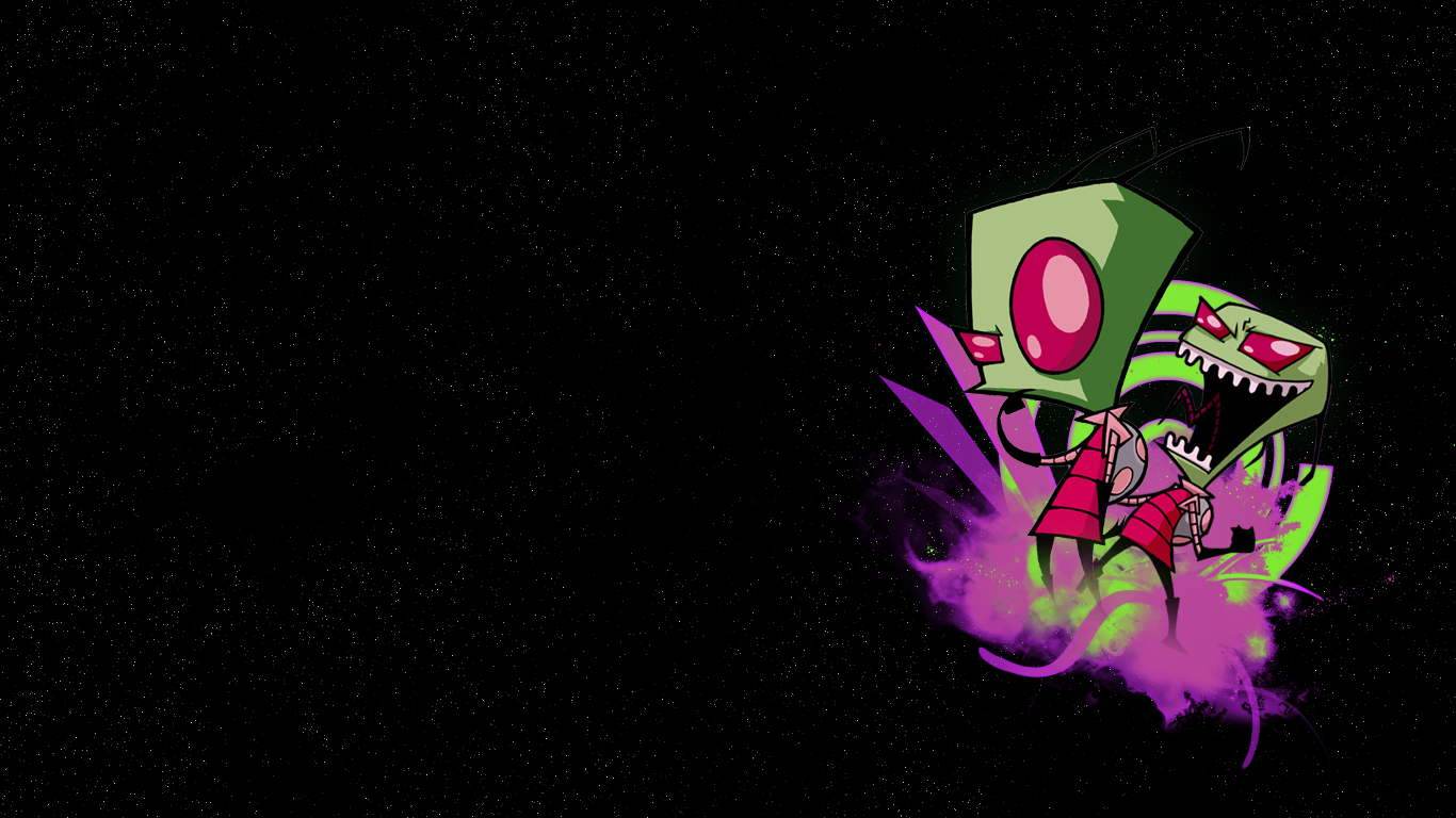 WatFile.com Download Free Image - Invader Zim wallpaper by H2oJames93 jpg - Wallpapers Wiki