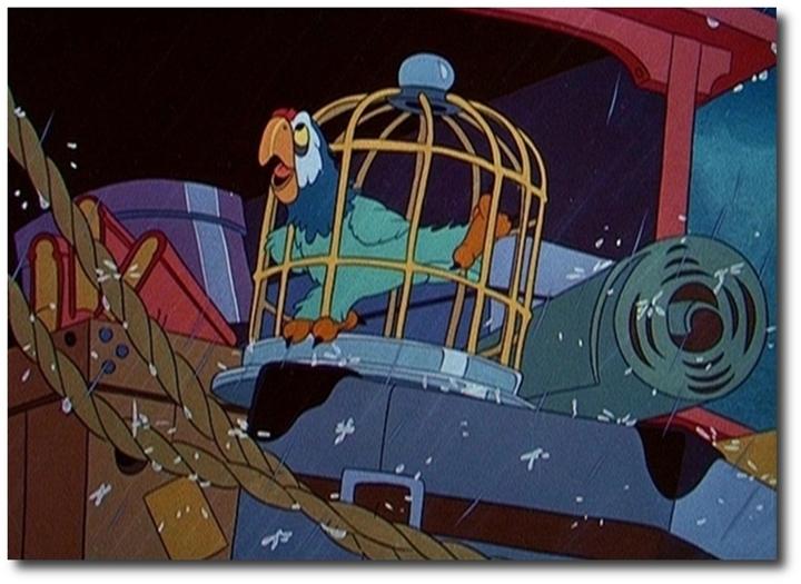 Mickey`S Parrot [1938]
