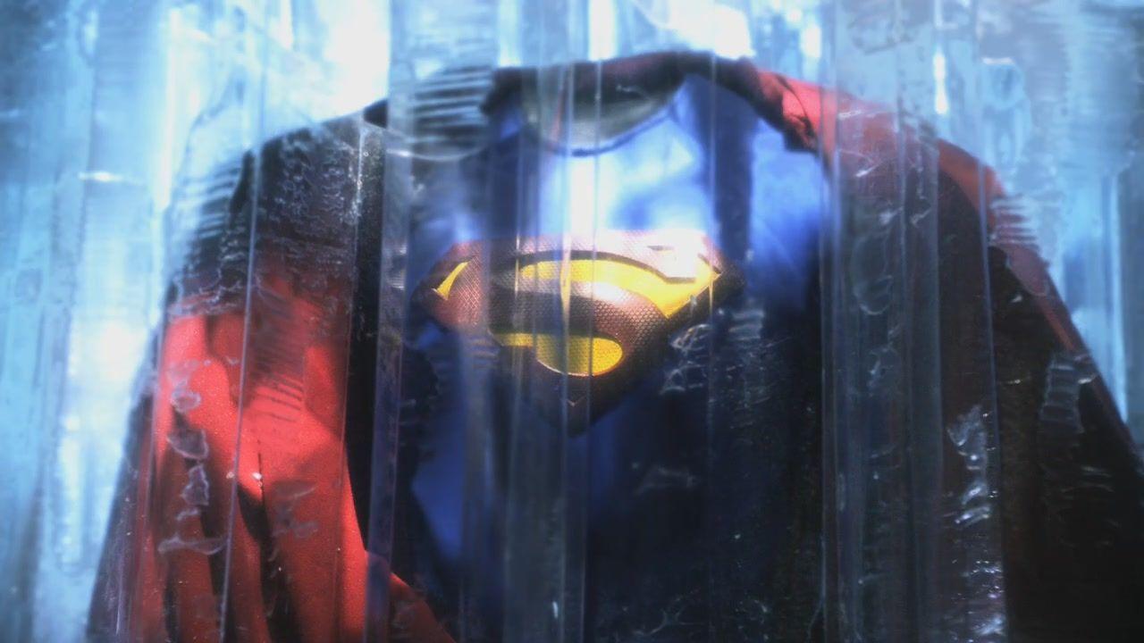 Superman Suit Smallville Wiki