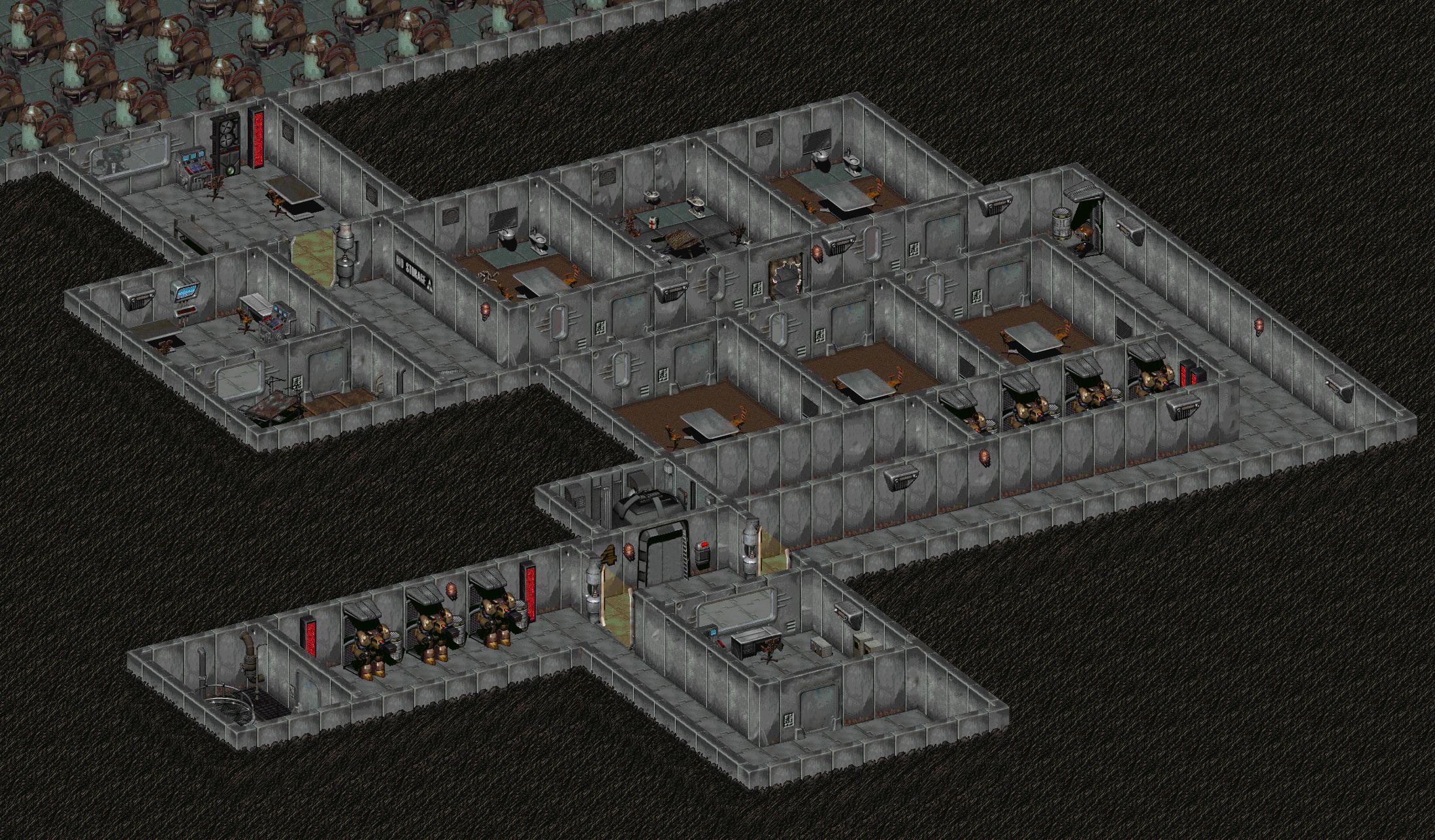 Citaten Seneca Fallout 4 : Sierra army depot the fallout wiki new vegas
