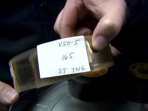 Die wiederentdeckte Filmrolle in den Archiven (Quelle: Memory-Alpha.org)
