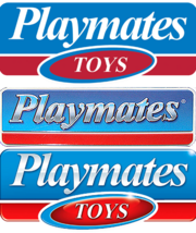 Playmates alternate logos