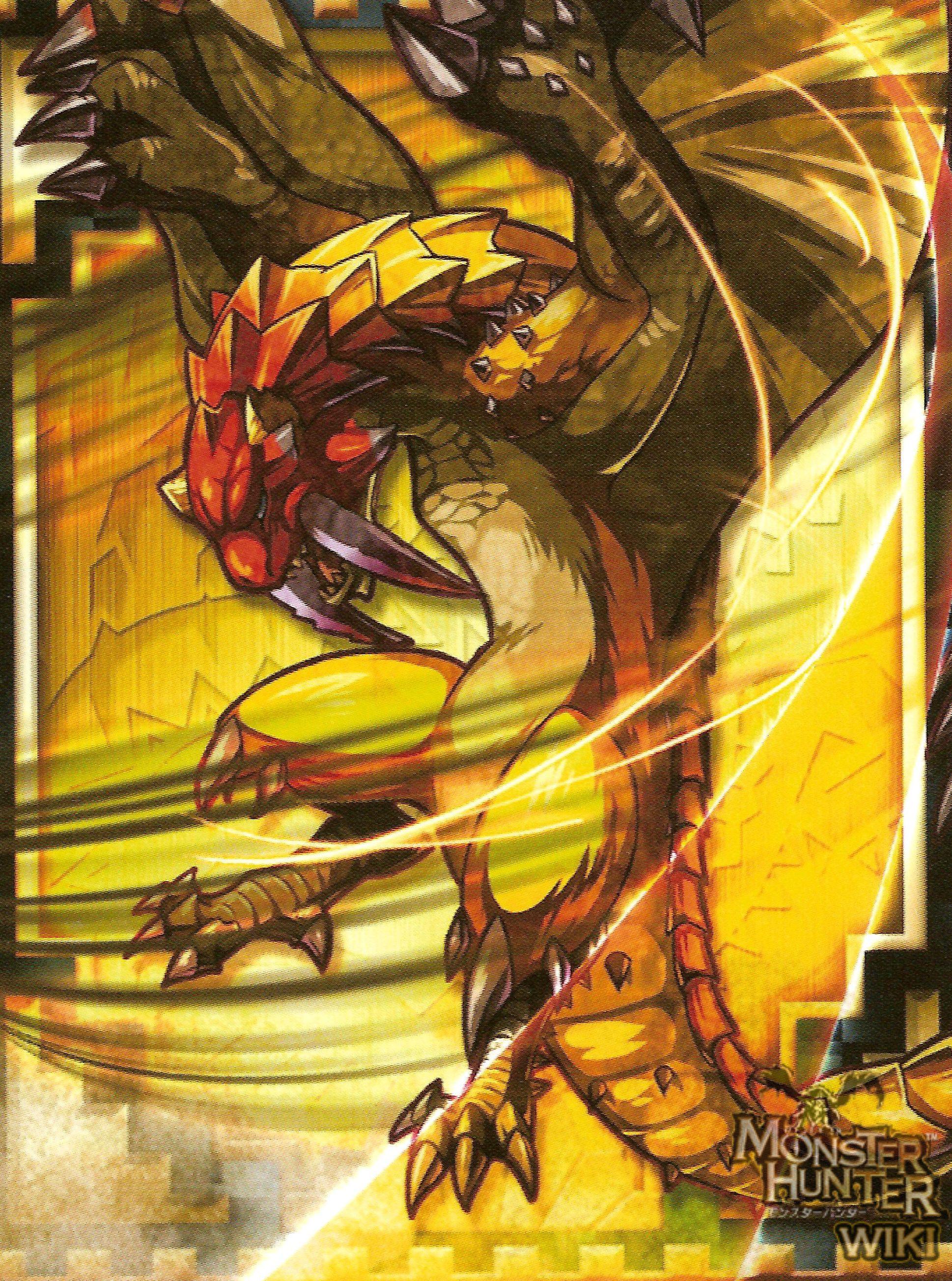 Sand Barioth - The Monster Hunter Wiki - Monster Hunter