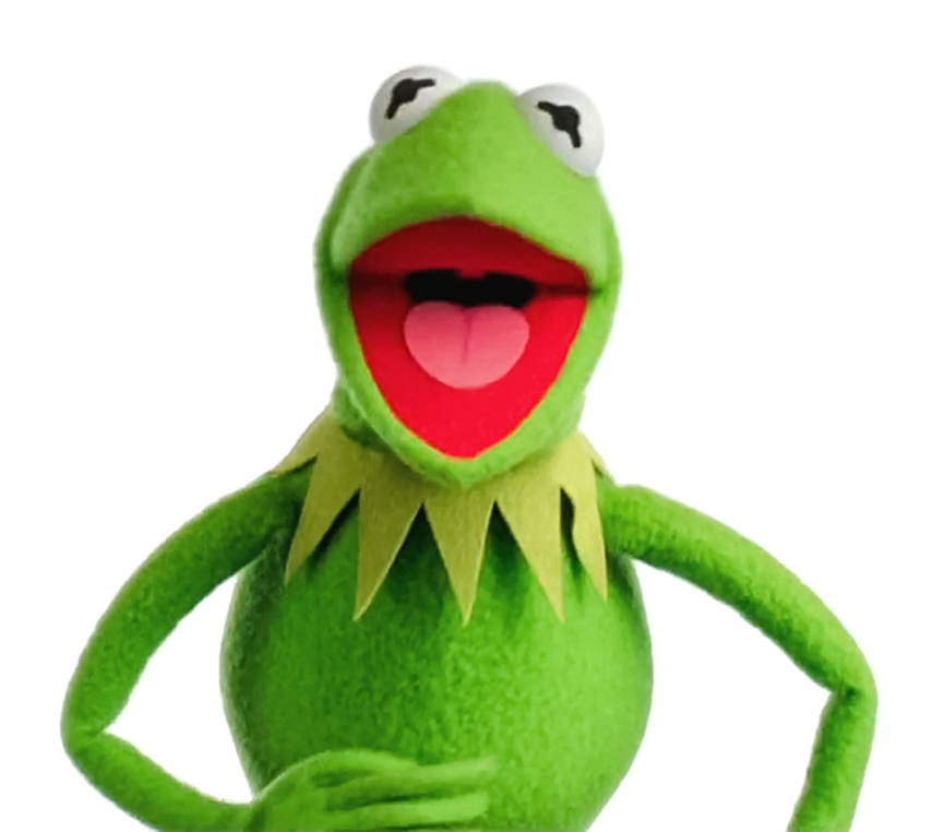 Kermit The Frog Through The Years