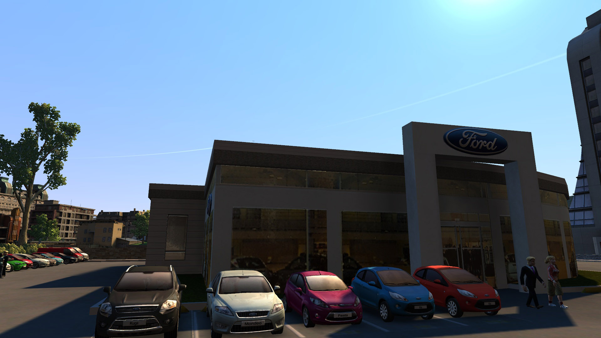 ford dealership cities xl wiki. Black Bedroom Furniture Sets. Home Design Ideas