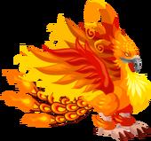 Dragón Pájaro de Fuego Fase 3