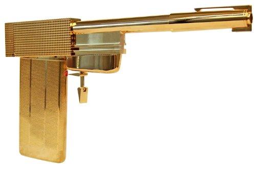 Frank Zweegers Kunst - Golden Gun