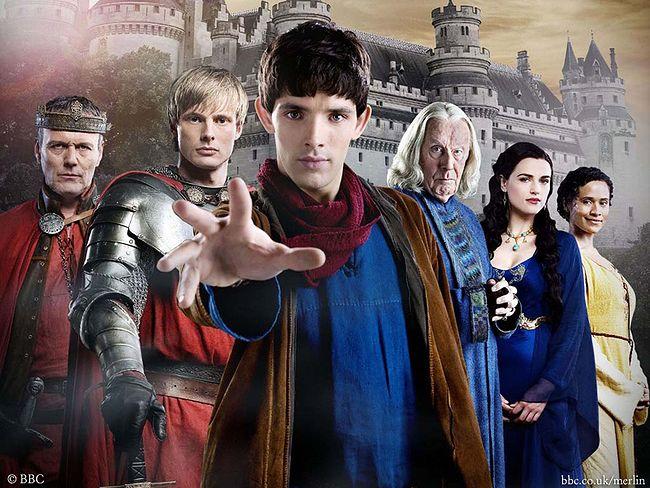 Merlin saison 1 en vostfr