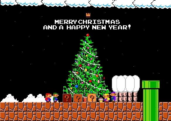 Felices fiestas Gamers ;) Christmas