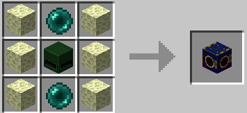 how to make a ender crystal recipe