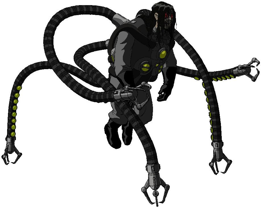 Doctor Octopus - Ultimate TMNT Spider-Man Wiki