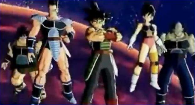 Bardock's Elite - Dragon Ball Wiki