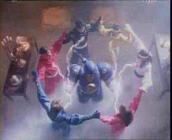 Power Rangers Brush With Destiny