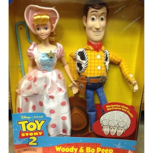 bo woody peep pixar toy story disney buzz sheriff wikia lightyear thinkway pack wiki value animation
