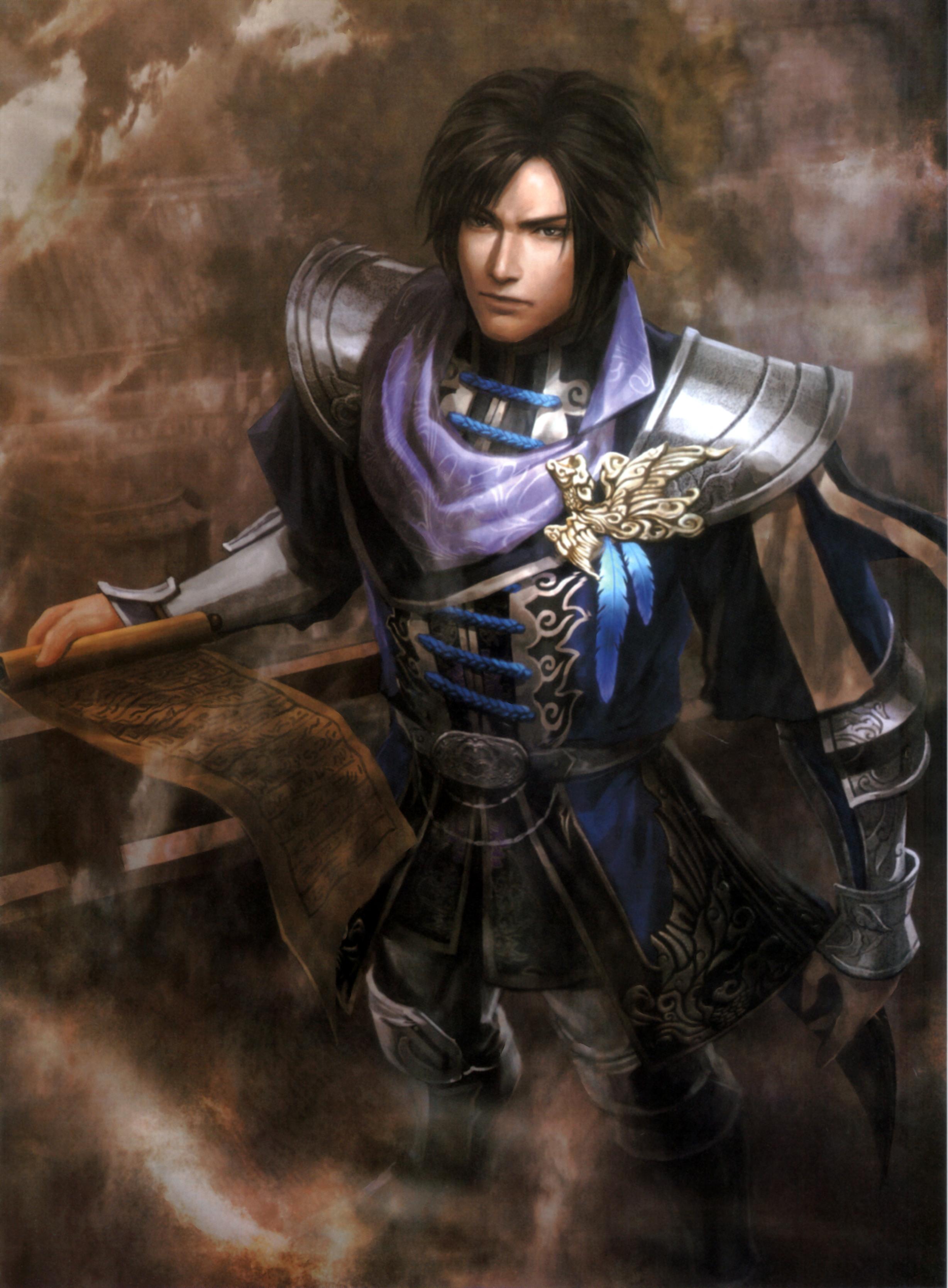 Dynasty Warriors 8: Cao Cao (Close Up) by nadinepazkye on ... |Cao Cao Dynasty Warriors 8