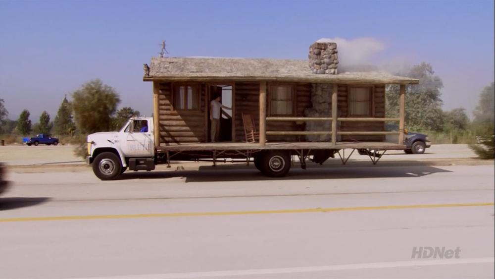 Rv Net Open Roads Forum Travel Trailers Log Cabin Tt