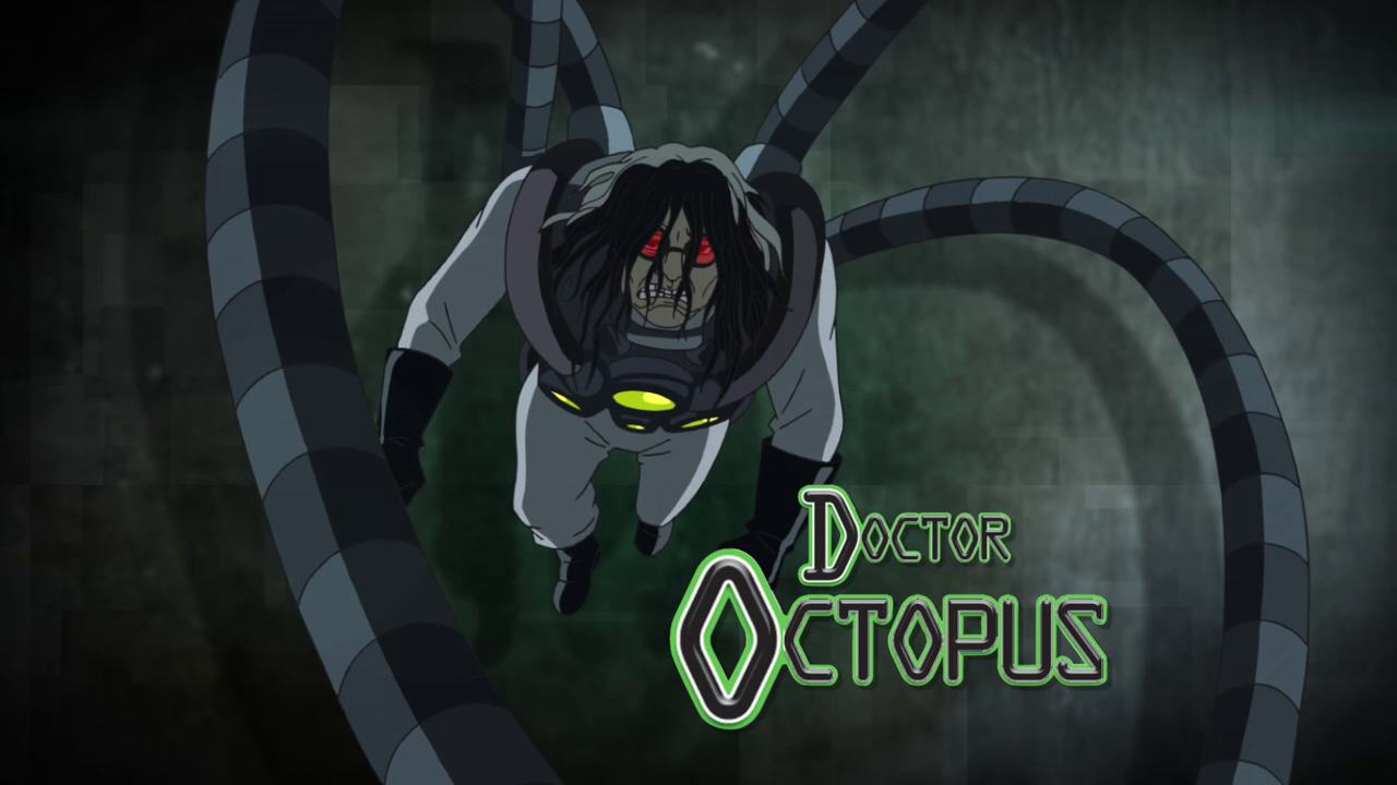 Doctor Octopus - Ultimate Spider-Man Animated Series Wiki