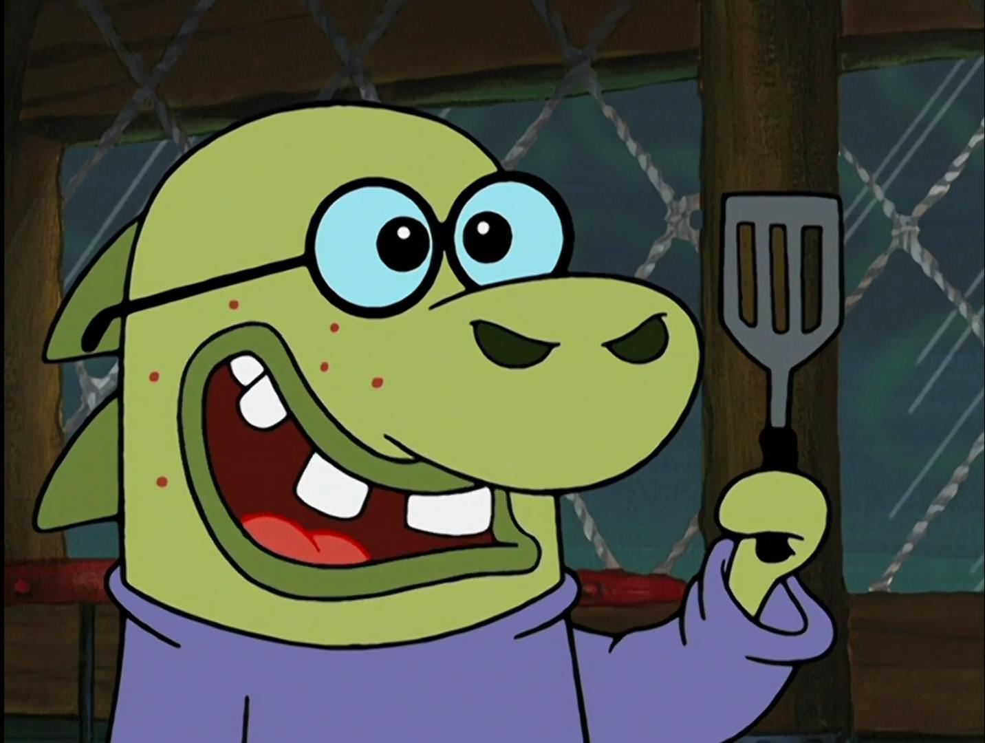 Hervy - Encyclopedia SpongeBobia - The SpongeBob SquarePants Wiki