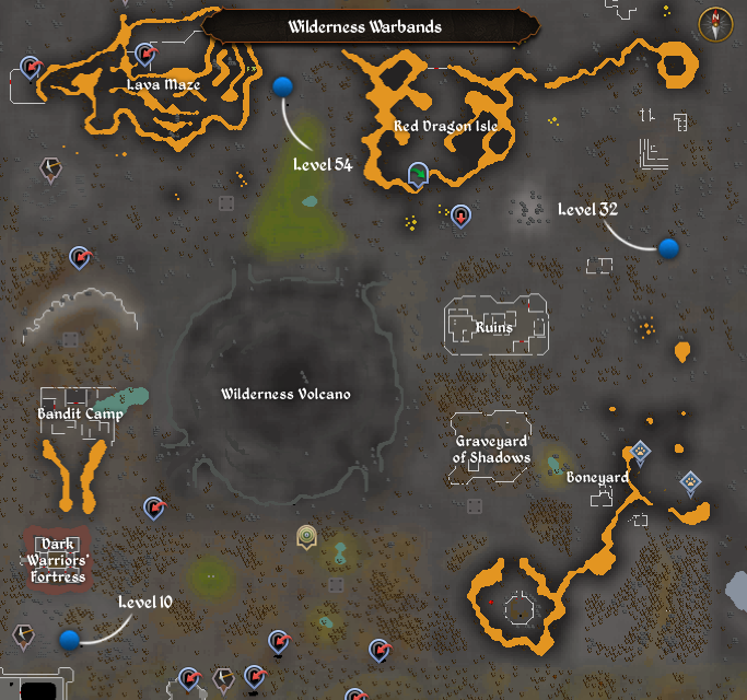 Warbands clan chat