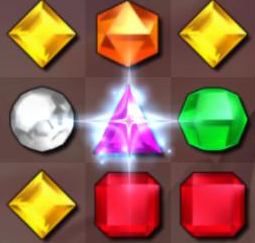 bejeweled blitz star gem