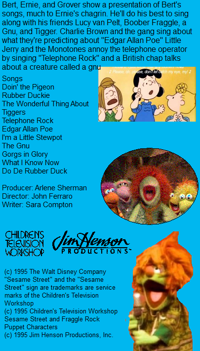 Disney Sing Along Songs Doin The Pigeon At Scratchpad