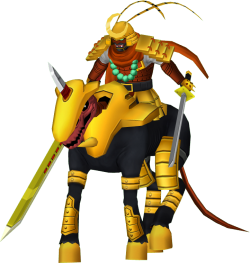 Zanbamon - Digimon Masters Online Wiki - Take a step into ... Zanbamon
