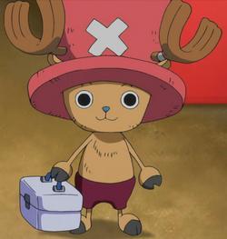 Tripulação Mugiwara 250px-Tony_Tony_Chopper_Anime_Pre_Timeskip_Infobox