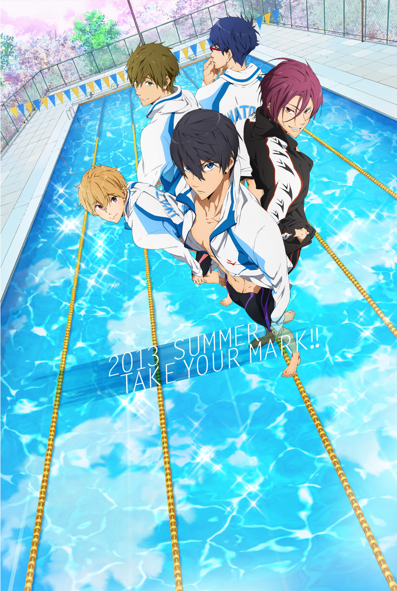 free iwatobi swim club dating quiz
