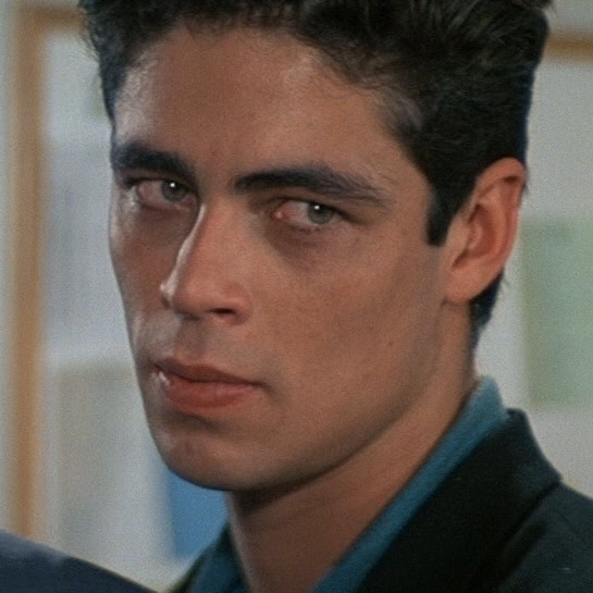 Benicio Del Toro James Bond