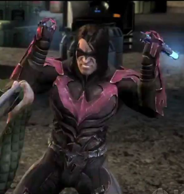 Nightwing (Injustice: Gods Among Us) - Villains Wiki ...