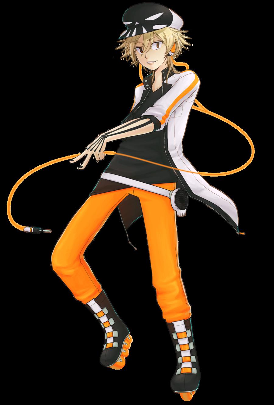 Praca wyr  243   niona w konkursie Vocaloid Yohioloid