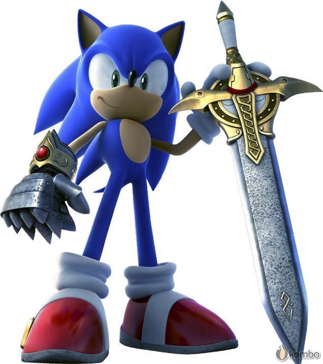 Sonic Master Of Weaponry Green Grove Zone Ssmb
