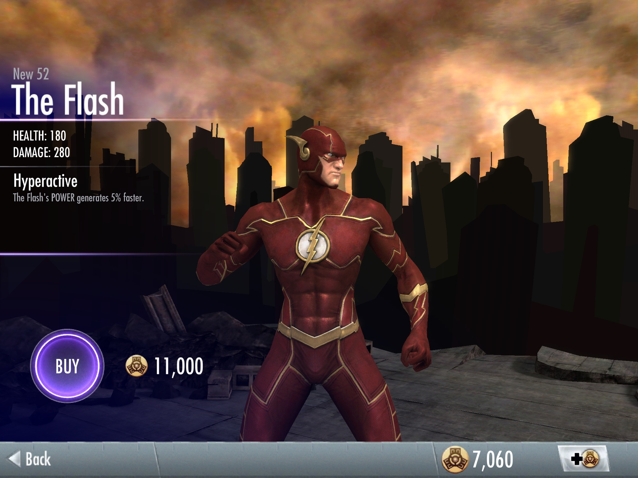 Image - Flash New 52 iOS.jpg - Injustice:Gods Among Us Wiki