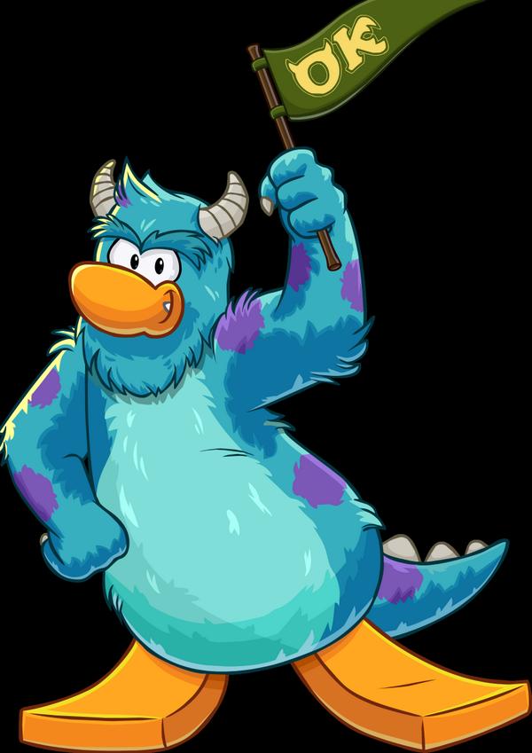 james p sullivan club penguin wiki