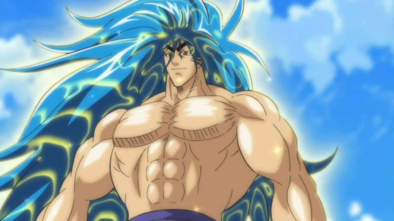 Toriko Food Immersion 1Toriko Food