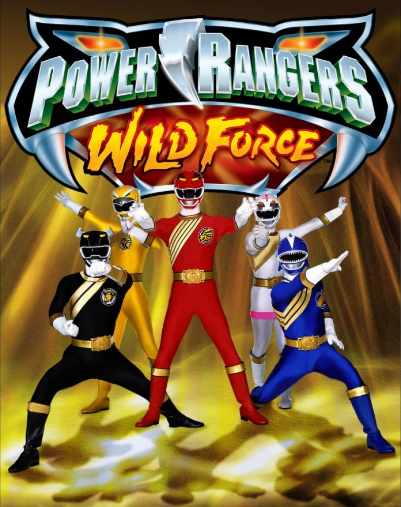 Power Ranger Wild Force ...