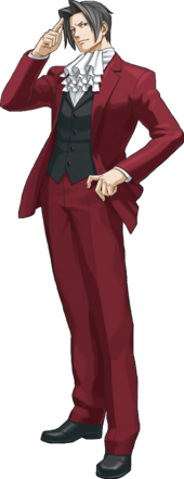 Miles Edgeworth GK2