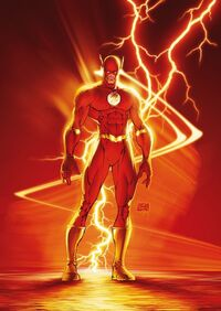 "The Flash (Wallace Rudolph ""Wally"" West)"