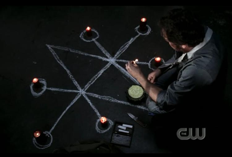 Demon Summoning Symbols