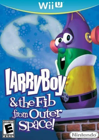 LarryBoy and the Fib From Outer Space   video game Veggietales Larryboy And The Fib From Outer Space Wiki