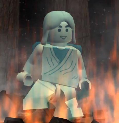 Anakin ghost game - Lego star wars anakin ghost ...